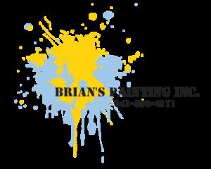 Brian's PaintingInc logo
